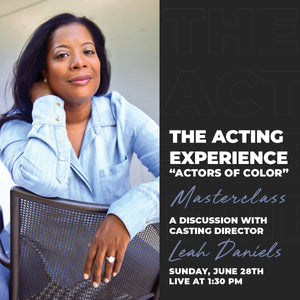 Masterclass: Diversity in Film and TV