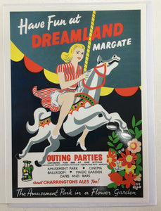 Have Fun at Dreamland Margate