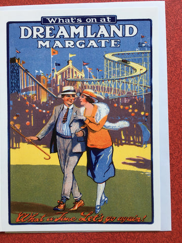What's on at Dreamland Margate