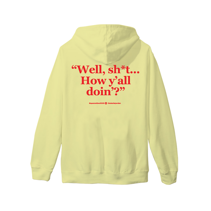 LLL Hoodie - Yellow