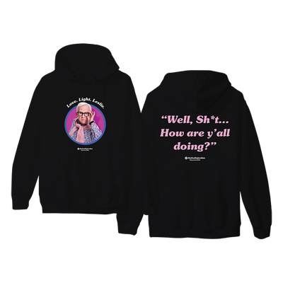 Well Shit Hoodie - Black