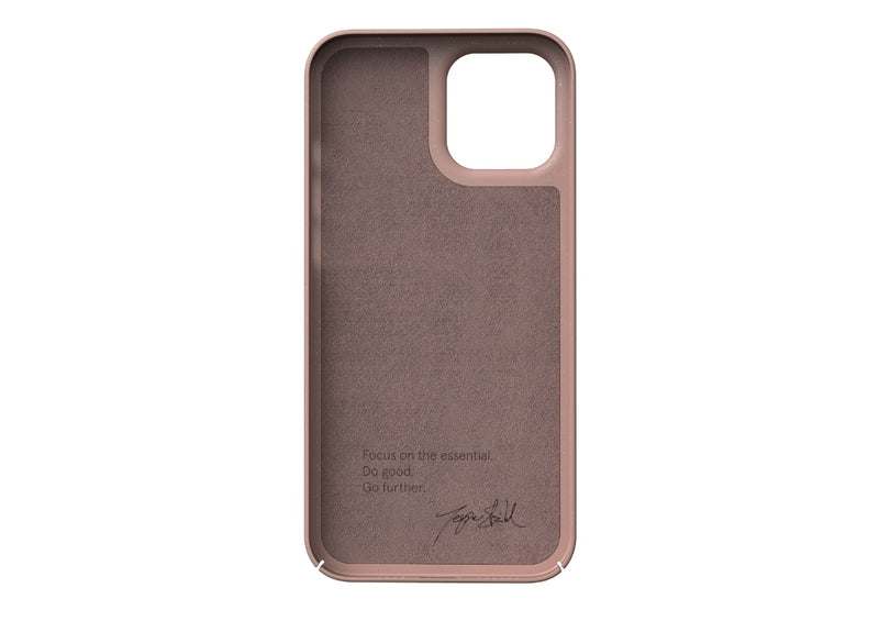 Nudient - Thin iPhone 12 Pro Max Case V3 - Dusty Pink