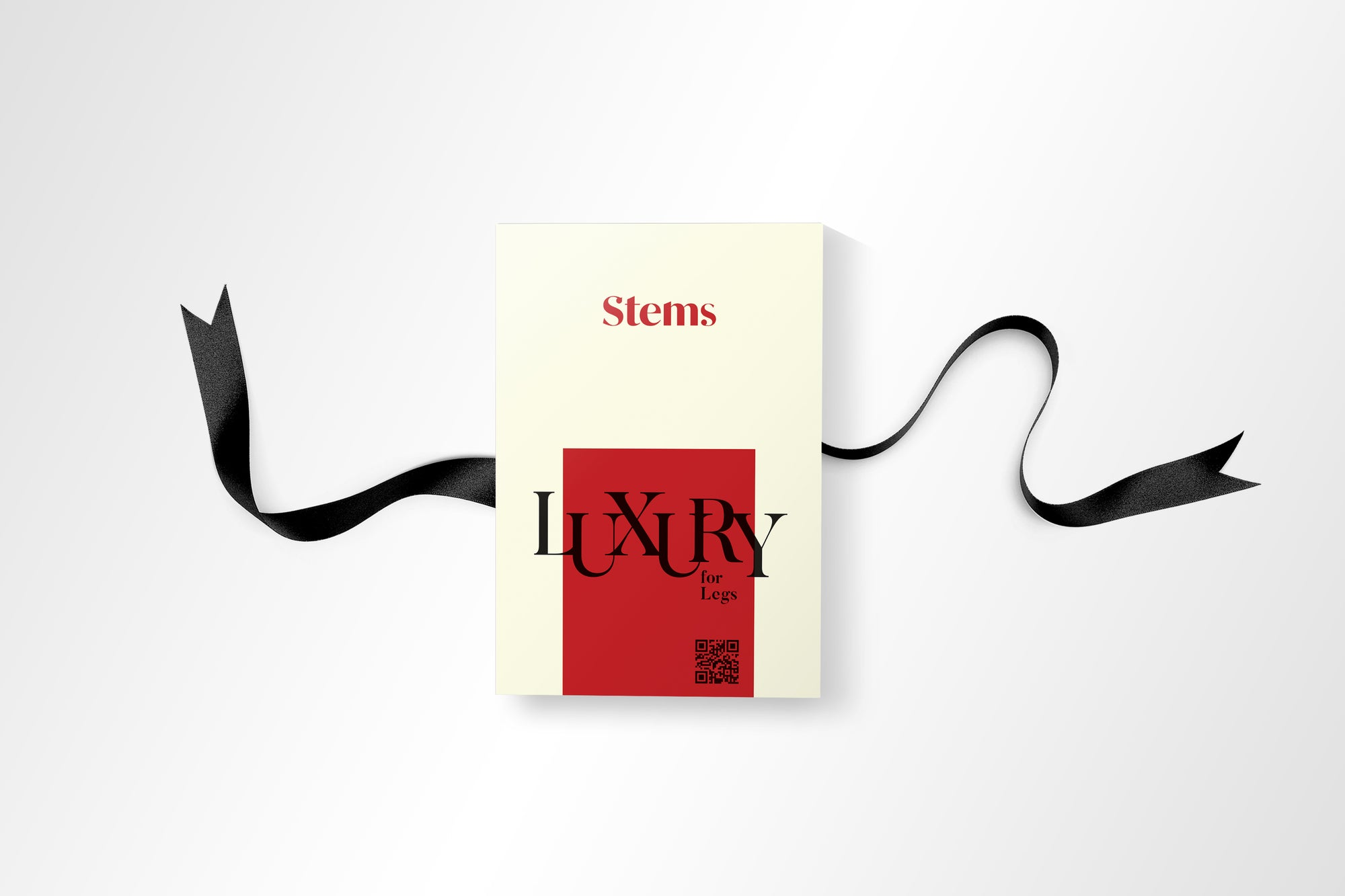 Stems luxury for legs tights packaging