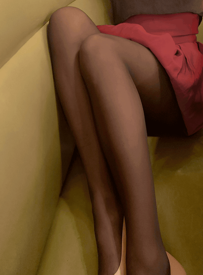 Stems best sheer black tights
