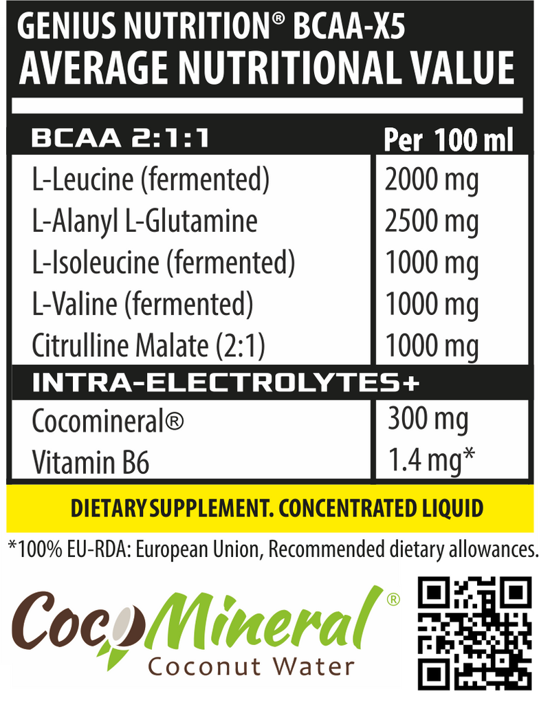 BCAA-X5® LIQUID SHOT 100ml