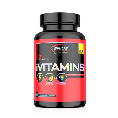 iVITAMINS 60 caps/45 serv