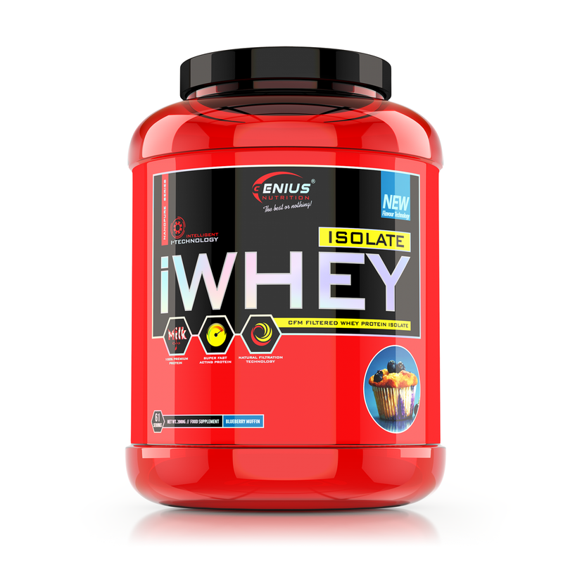 iWHEY® ISOLATE 2000g/61serv