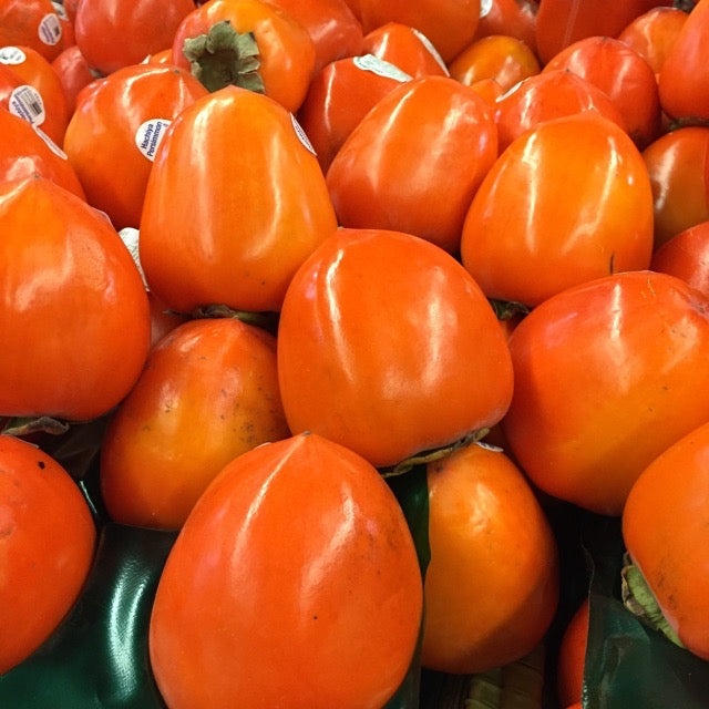 Tony's Tips: Kaki persimmons are a versatile fruit
