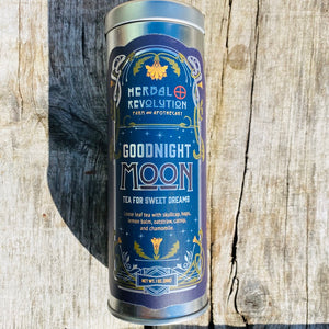 "Tea, Organic Local ""Goodnight Moon"" Sleepytime Tea, 1 oz."