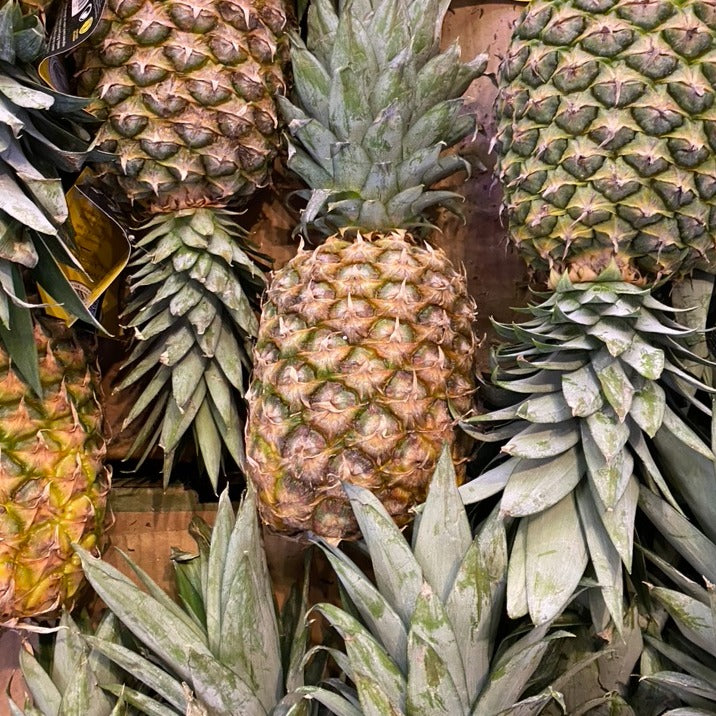 Pineapples, 1 each