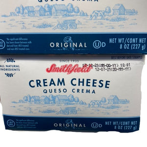 Cream Cheese, Smithfield Cream Cheese, 8 oz.