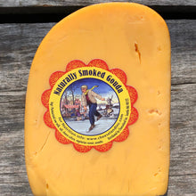 Load image into Gallery viewer, Cheese, Smoked Gouda, 8 oz.