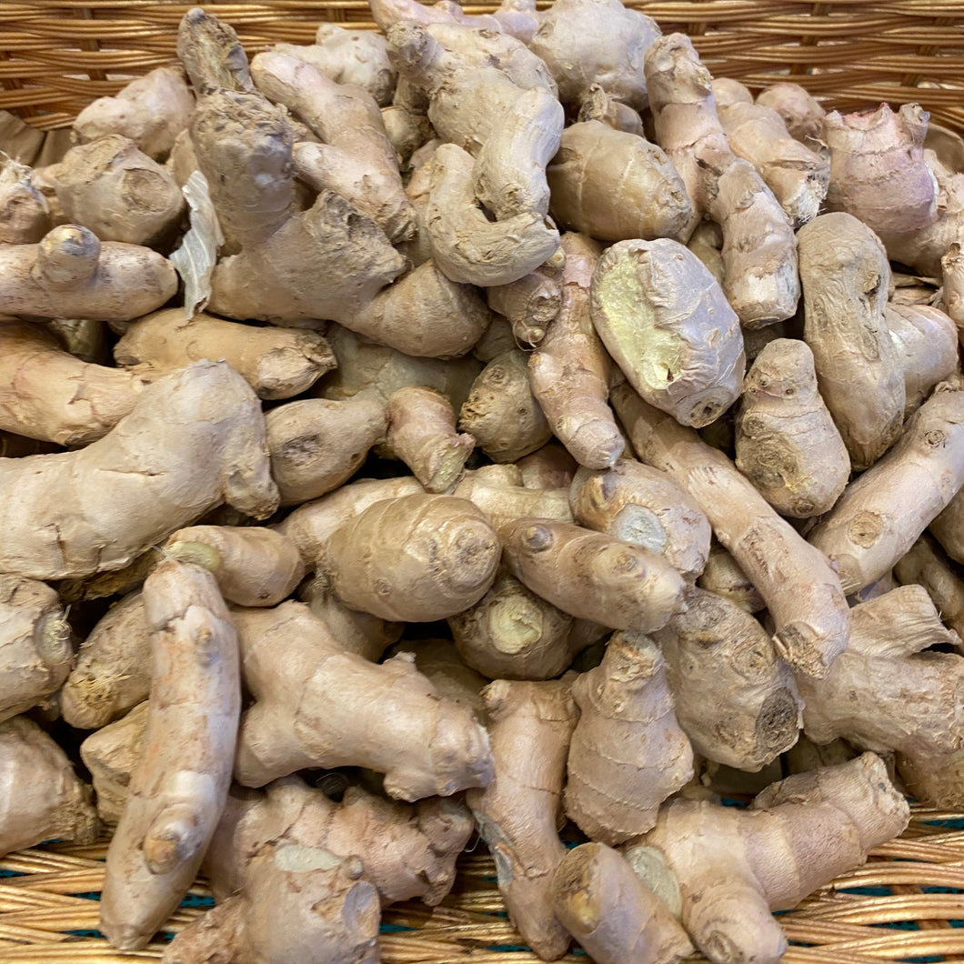 Ginger, Fresh Ginger Root, lb.