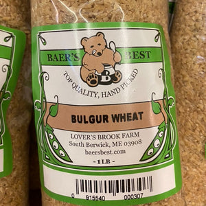 Baer's Best Bulgur Wheat, 1 lb.