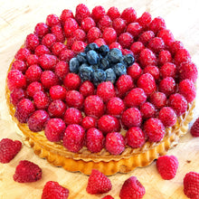 Load image into Gallery viewer, BERRY CHEESECAKE TART