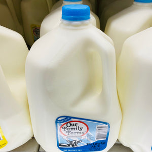 Milk, 1% Milk, 1 Gallon