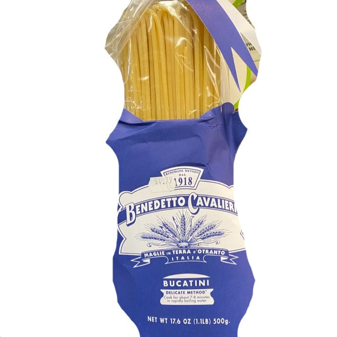 Pasta, Bucatini, 17.6 oz.