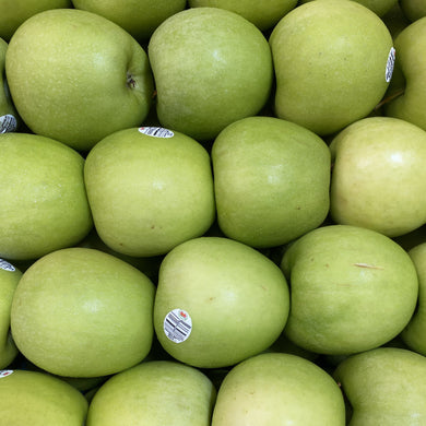 granny smith delicious green apples