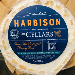 Cheese, Harbison by Jasper Hill Farm, 9 oz