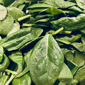 Spinach, Loose Spinach, Bagged, 1 lb.