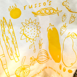 Russo's Tote Bags