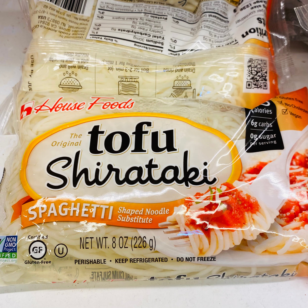 Tofu Shirataki Spaghetti, 1 package