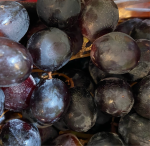 Grapes, Black Grapes, sold in 2 pound bunches