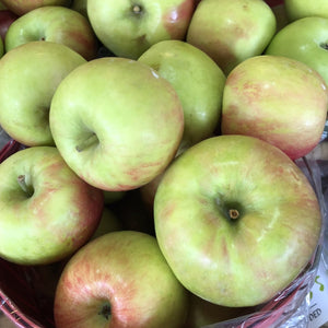 Apples, fresh picked locally grown, 4-5 lb. bag