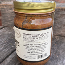 Load image into Gallery viewer, Almond Butter+Chocolate Sea Salt, by Big Spoon Roasters, 1 jar