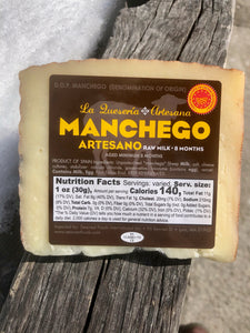 Cheese, Manchego