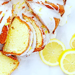 Lemon Pound Cake MercyMini