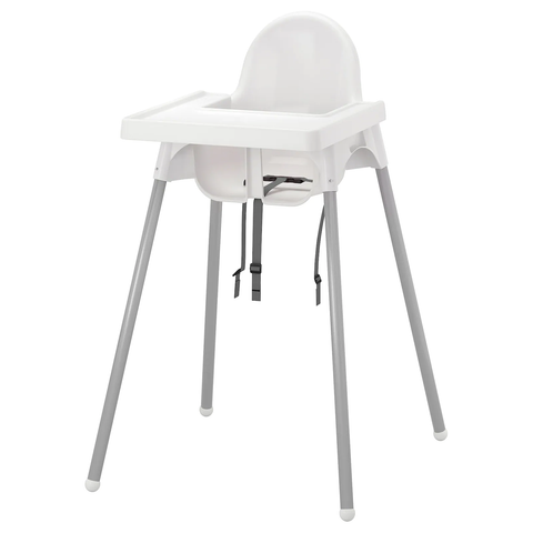 Highchair with Tray (ANTILOP)