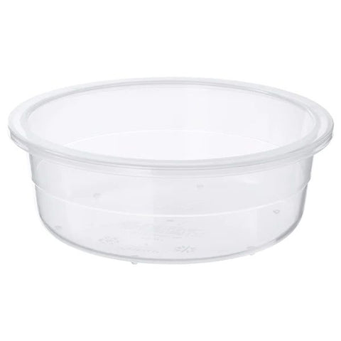 Food Container, Round