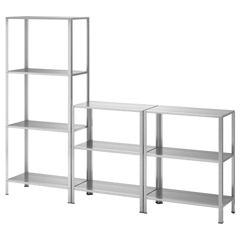 Shelving Unit In/Outdoor (HYLLIS)