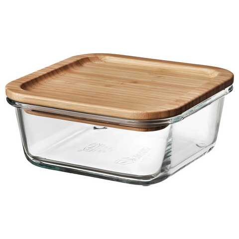 Food Container with Lid