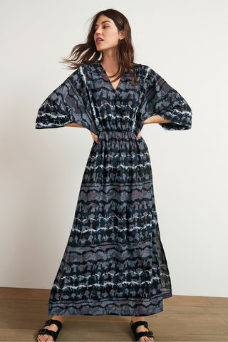 Kaftan Long Sleeve Dress