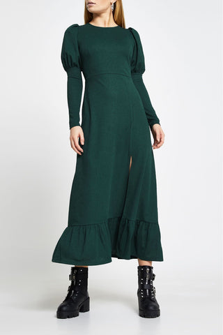 River Island Mutton Midi Dress