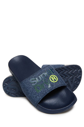 Superdry Lineman Pool Slider