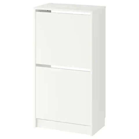 Shoe Cabinet with 2 Compartments (BISSA)