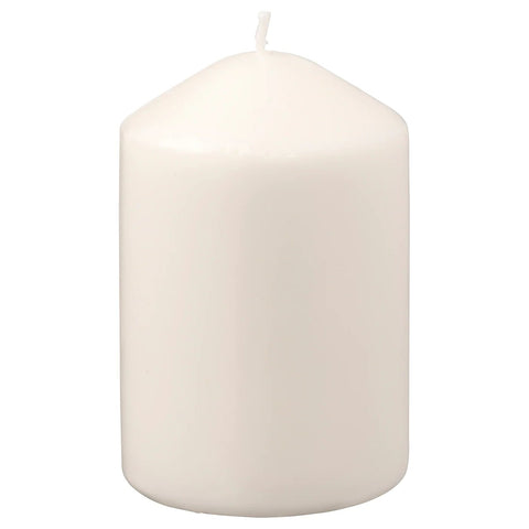 Unscented Block Candle (LATTNAD)