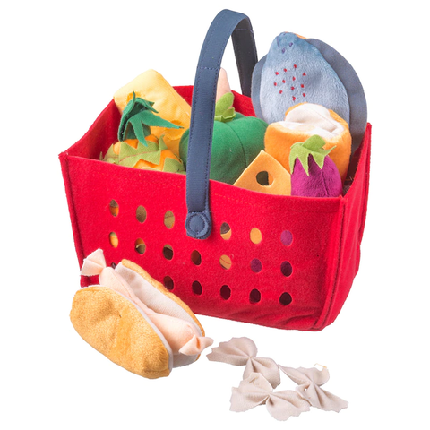 12-Piece Shopping Basket Set (LATSAS)