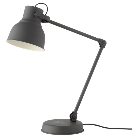 Work Lamp with Wireless Charger (HEKTAR)