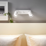 Wall Lamp Double, Wired-in (NYMANE)