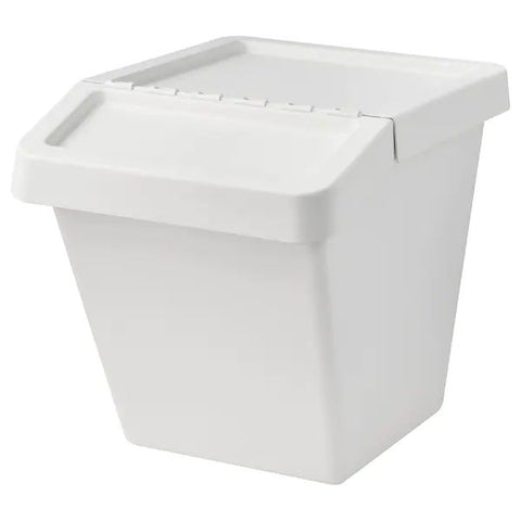Waste Sorting Bin with Lid (SORTERA)
