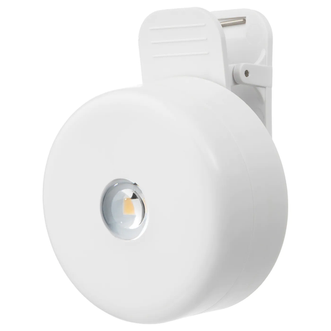 LED Spotlight and Clamp, Battery-Operated (STOTTA)