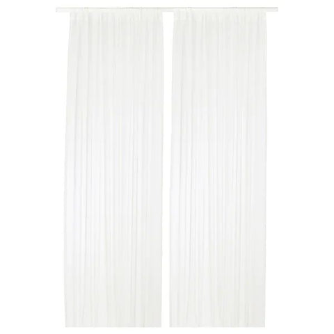 Sheer Curtains (TERESIA)