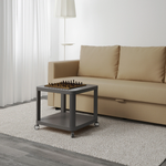 Side Table on Castors (TINGBY)