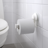 Toilet Roll Holder with Suction Cup (TISKEN)