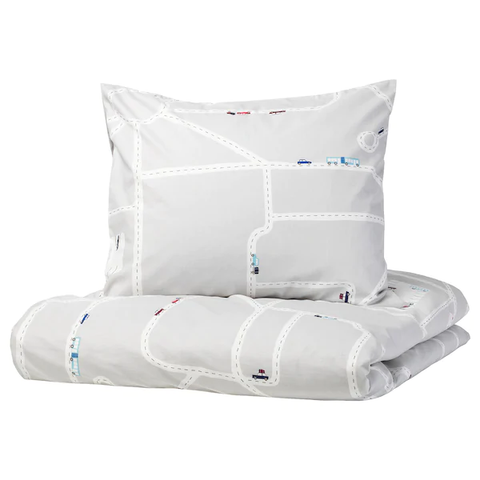 Quilt Cover and Pillowcase (UPPTAG)