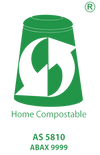 certified home compostable logo